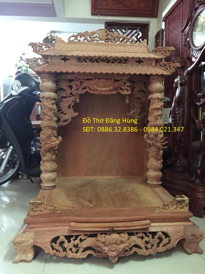bàn thờ thần tài ông địa