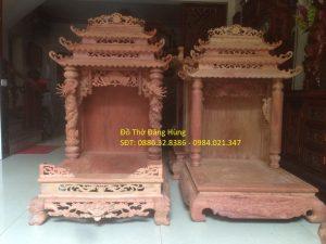 kích thước bàn thờ thần tài ông địa