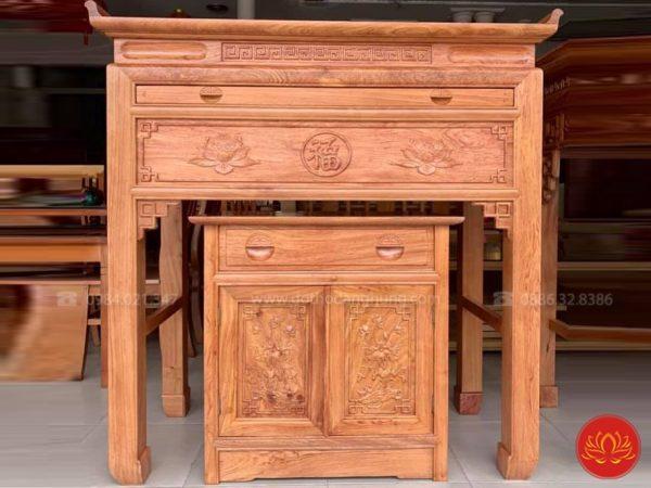bàn thờ hiện đại CC08