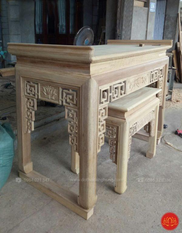 bàn thờ hiện đại CC04