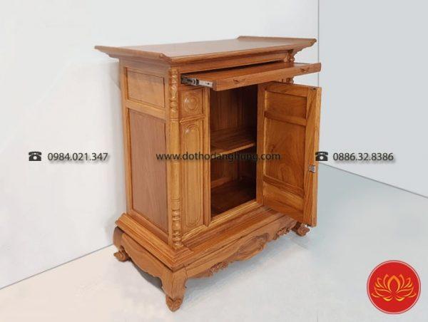 Mẫu tủ thờ hiện đại