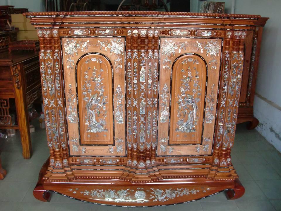 Tủ thờ gò công