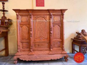 Có nên dùng tủ thờ, sập thờ, bàn thờ cũ không