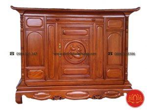 Tủ thờ gỗ hương