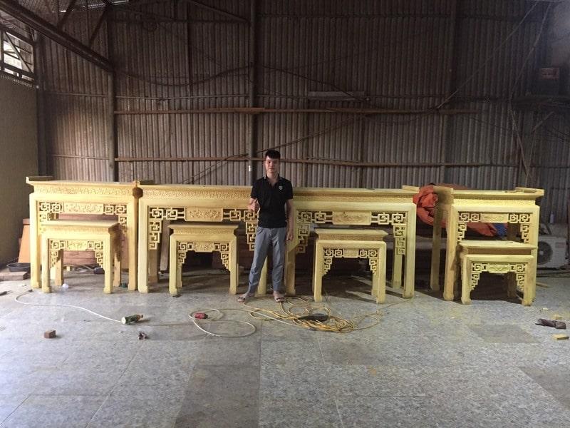 Cơ sở sản xuất Đồ Thờ Đăng Hùng