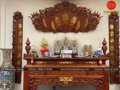 bàn thờ đẹp