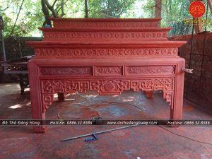 bàn thờ tam cấp đồ thờ đăng hùng